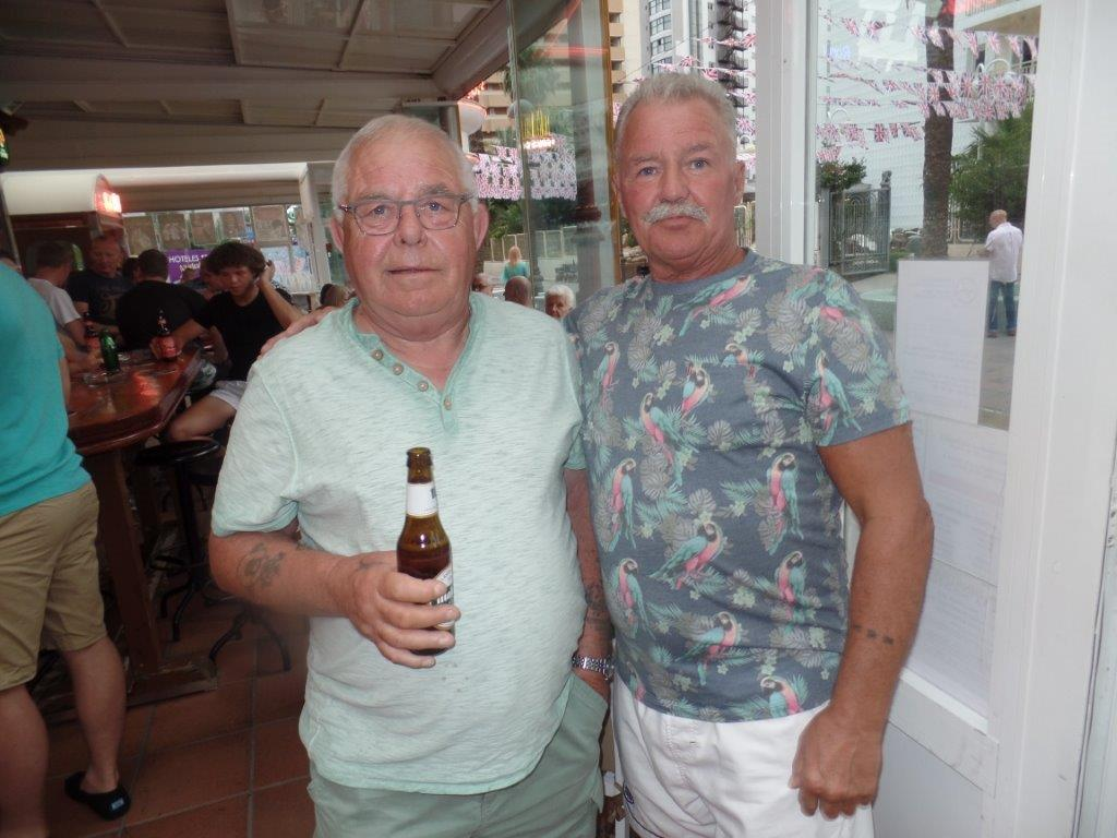 Green Howards Benidorm.Fun In The Sun.Mon 28th Mon 4th June 2018 002