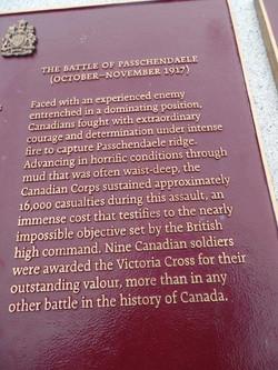 Ypres,Tynecot,Passchendale,Belgium 28th June 3rd July 2016 304