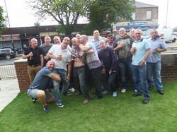 Stan Hollis V.C Memorial.Longlands Club Sat 2nd Aug 2014 130