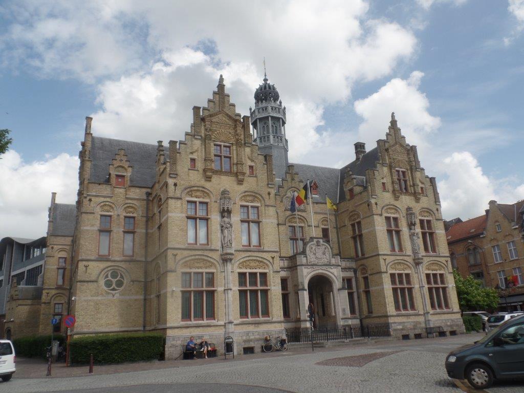 Ypres,Tynecot,Passchendale,Belgium 28th June 3rd July 2016 036