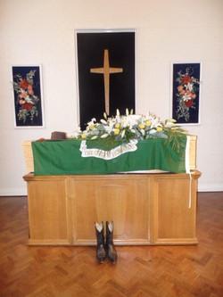 Tex Richardson Funeral,Darlo Crem+Rugby Club.Wed 20th Sept 2017 034