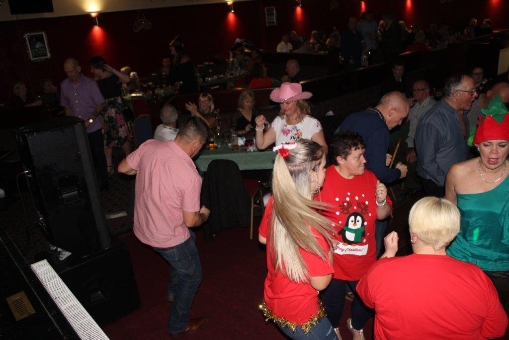 Green Howards Xmas Party.Longlands.(Cannon Cam).Sat 2nd Dec 2017 113