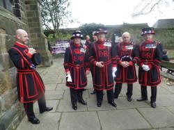 Kenny McGraths Funeral.Guisbrough Priory Wed 1st Nov 2017 020