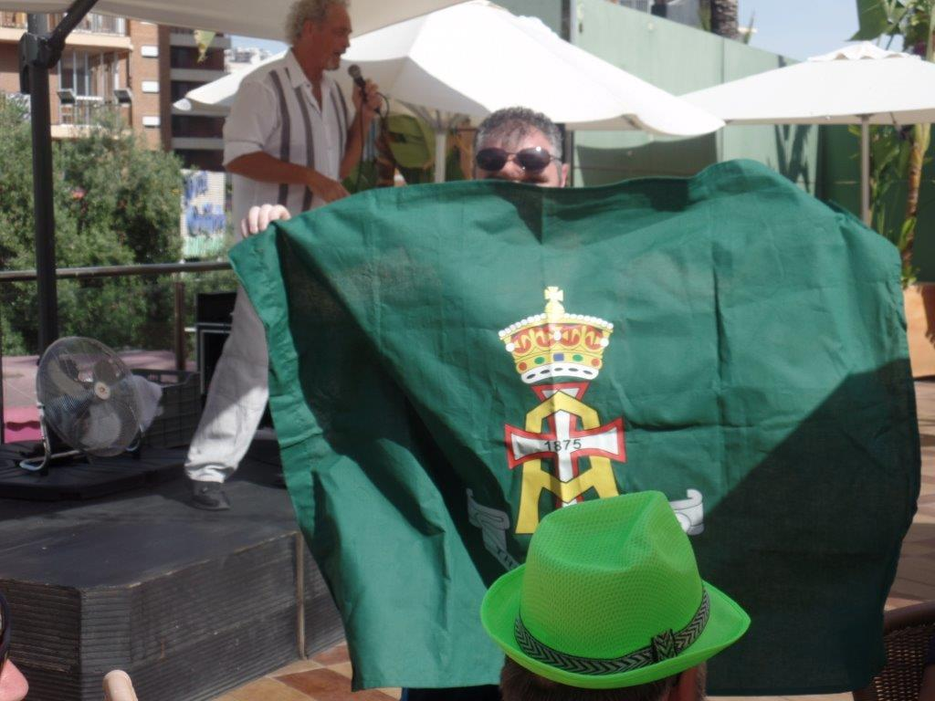 Green Howards.Benidorm Fun In The Sun.Mon 28th,Mon 4th June 2018 420