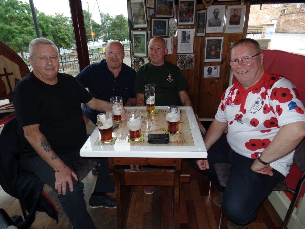 Don War Memorial Bar Stockton,Wed 5th July 2017 010