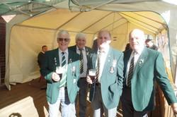 Green Howards Reunion Sun 8th Oct 2017 T.A Cntre + Don Bar 095