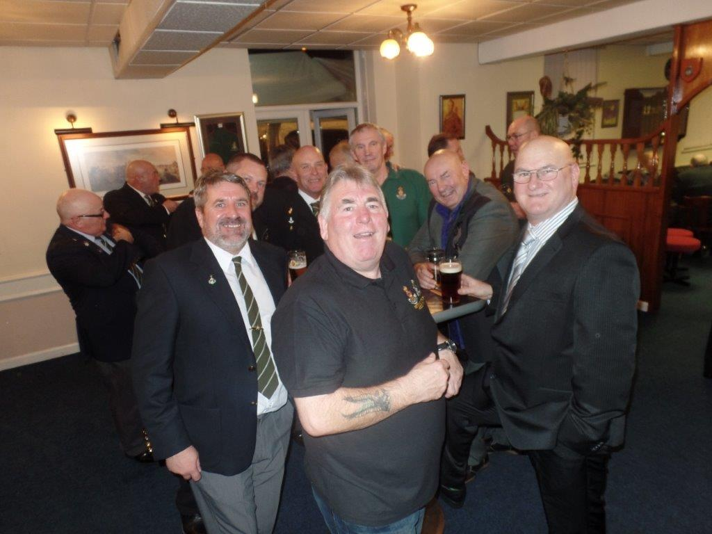 Green Howards Reunion,T.A  Centre Stockton Rd,Sat 15th Oct 2016 045