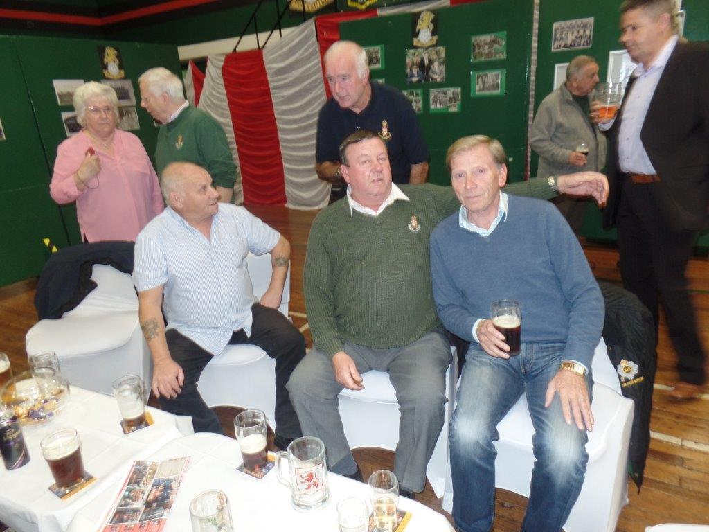 Green Howards Reunion.T.A Centre Stockton Rd.Fri 14th Oct 069