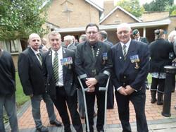 Tex Richardson Funeral,Darlo Crem+Rugby Club.Wed 20th Sept 2017 008