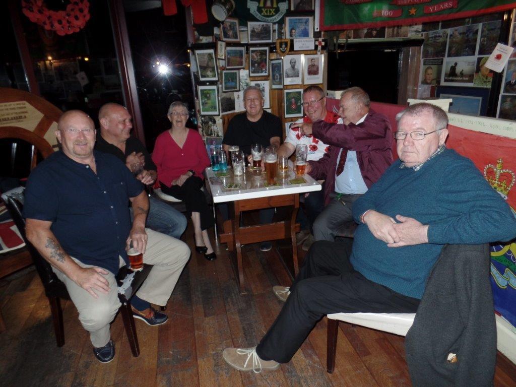 Don War Memorial Bar Stockton,Wed 5th July 2017 024