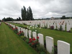 Ypres,Tynecot,Passchendale,Belgium 28th June 3rd July 2016 186