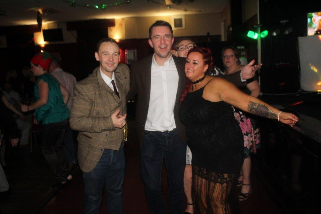 Green Howards Xmas Party.Longlands.(Cannon Cam).Sat 2nd Dec 2017 165