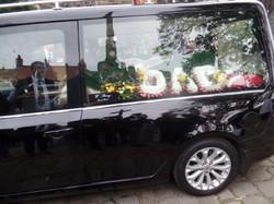Kenny McGraths Funeral.Guisbrough Priory Wed 1st Nov 2017 082
