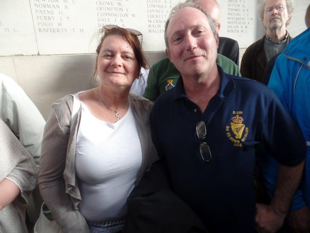 Ypres,Tynecot,Passchendale,Belgium 28th June 3rd July 2016 248