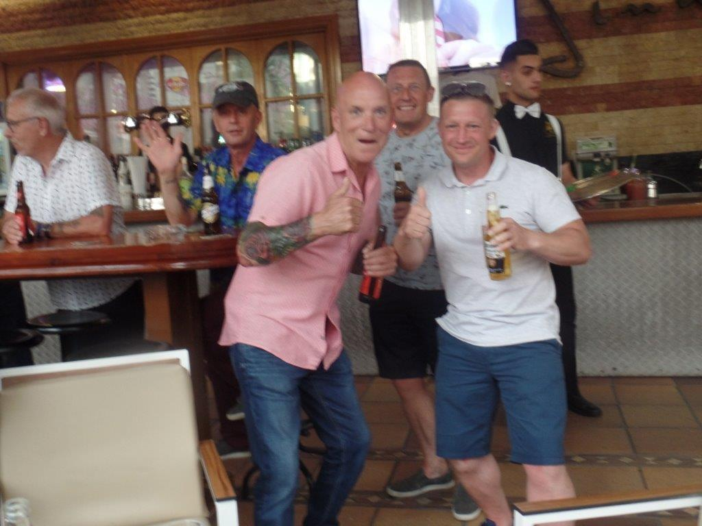 Green Howards.Benidorm Fun In The Sun.Mon 28th,Mon 4th June 2018 435