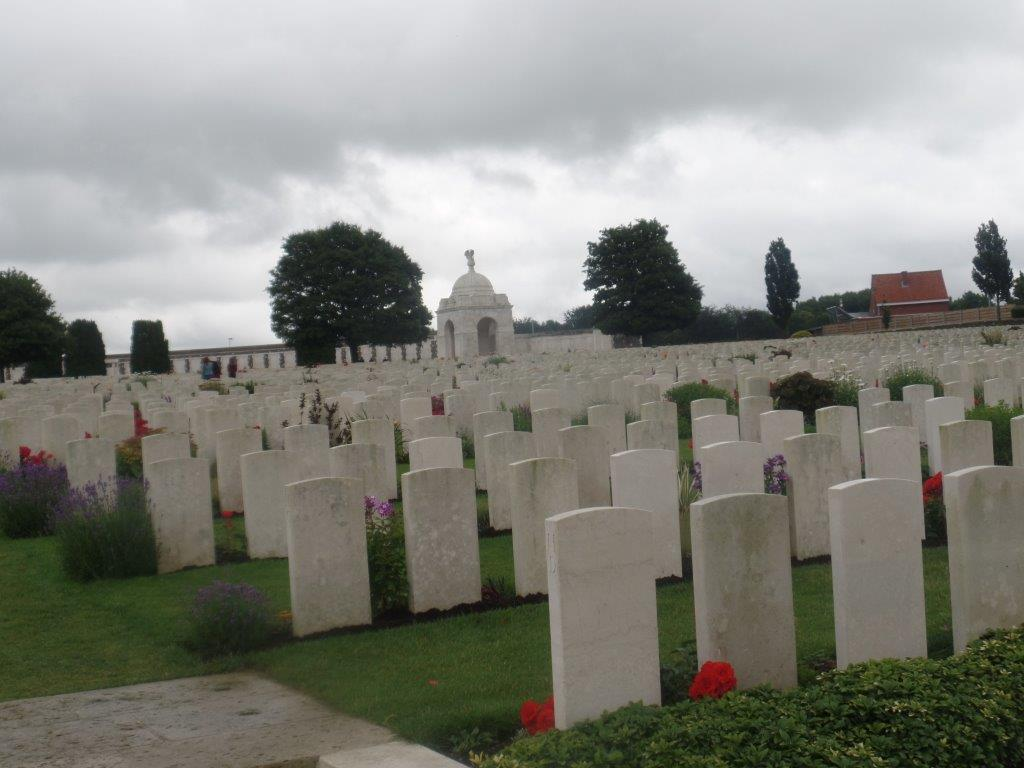Ypres,Tynecot,Passchendale,Belgium 28th June 3rd July 2016 173