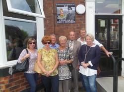 Stan Hollis V.C Memorial.Longlands Club Sat 2nd Aug 2014 032