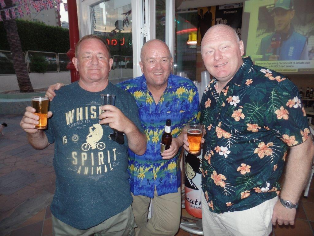 Green Howards.Benidorm Fun In The Sun.Mon 28th,Mon 4th June 2018 480