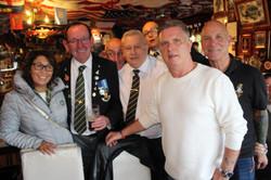 Green Howards Reunion Sun 8th Oct 2017 T.A Centre +Don Bar 177