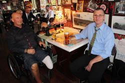 Green Howards Reunion Sun 8th Oct 2017 T.A Centre +Don Bar 103