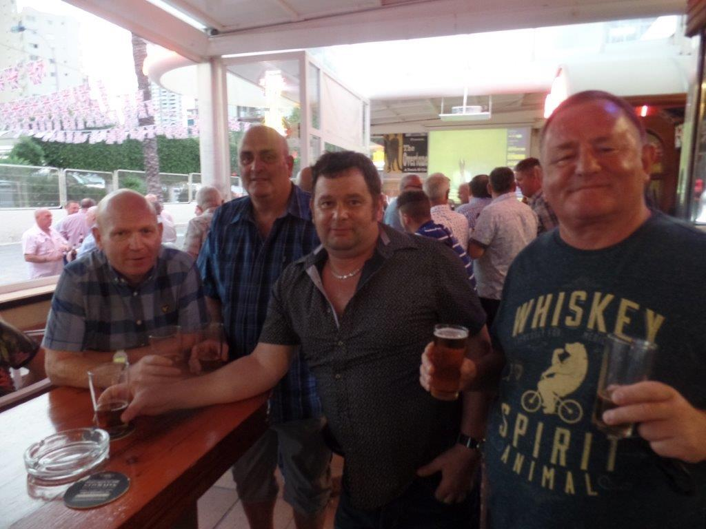 Green Howards.Benidorm Fun In The Sun.Mon 28th,Mon 4th June 2018 472