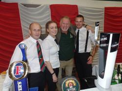 Green Howards Reunion.T.A Centre Stockton Rd.Fri 14th Oct 050