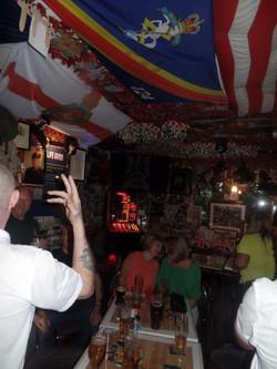 Green Howards Northern Meet.Don Bar