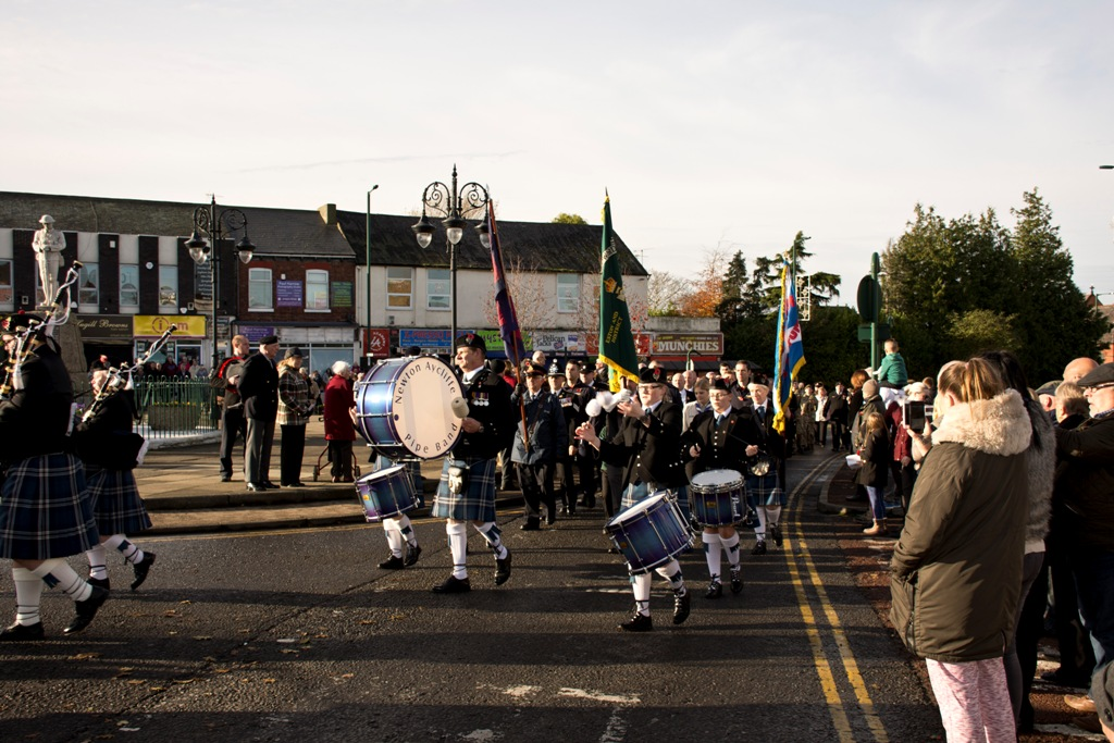 PIPE BAND 08