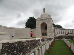 Ypres,Tynecot,Passchendale,Belgium 28th June 3rd July 2016 189