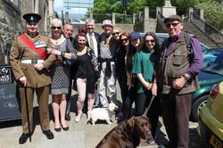 Green Howards Richmond Sunday.Richmond,Sun 14th May 2017 142