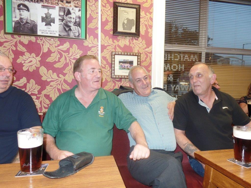 Green Howards Reunion,Lizzy 50th Longlands,Sat 15th Oct 2016 147
