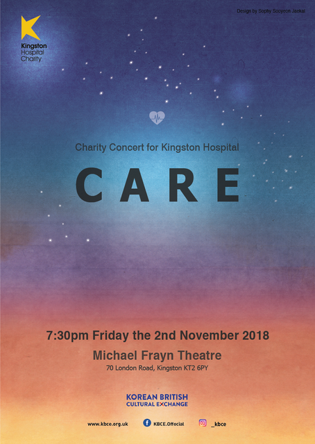 CARE (Charity Concert for Kingston Hospital) PROGRAMME