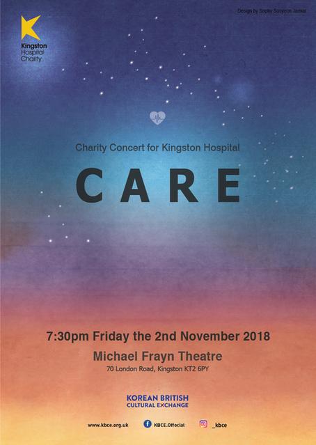 CARE (Charity Concert for Kingston Hospital) PROGRAMME