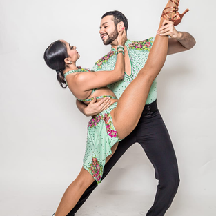 Diego Vazquez Fuertes & Gaby Lorenzana