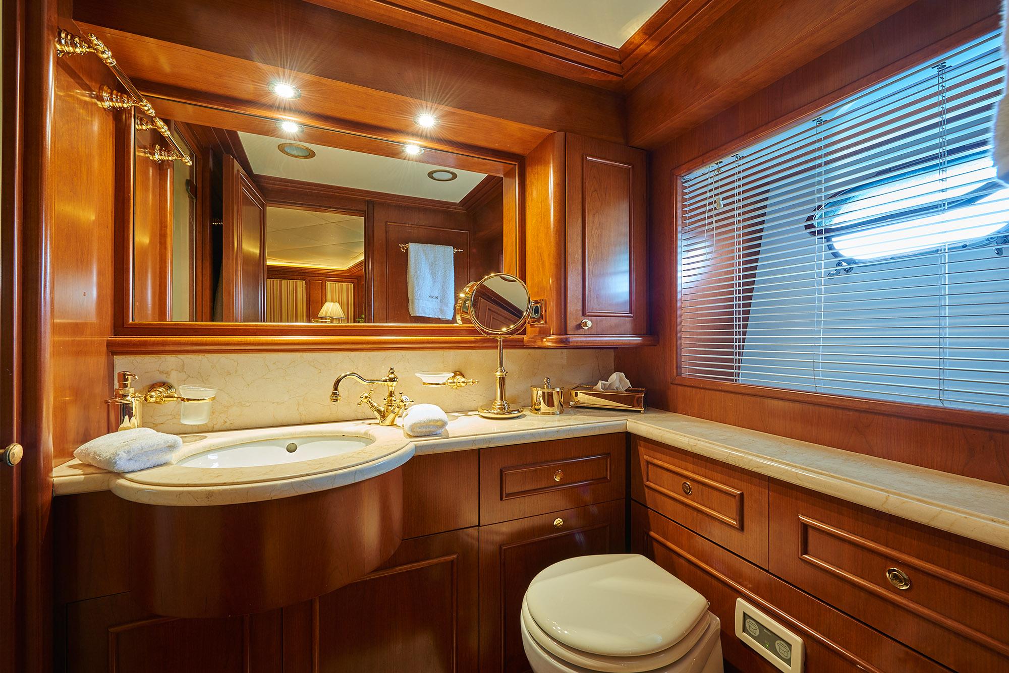 The Forward Suite Bathroom