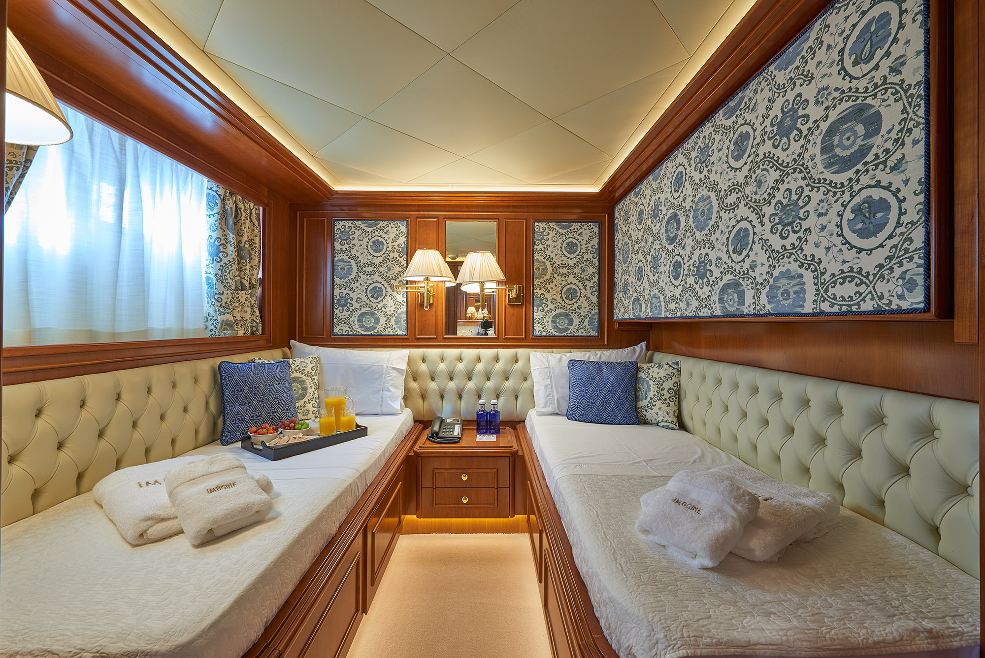 The Starboard Stateroom, perfect for children...