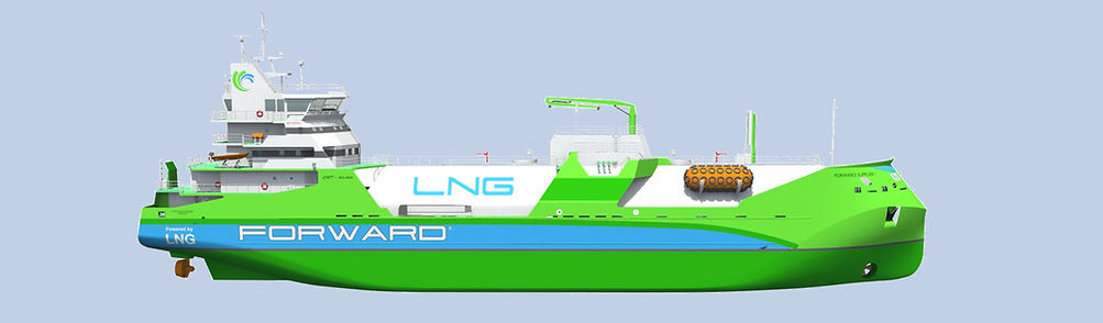 FORWARD LNG SUPPLIER 4500