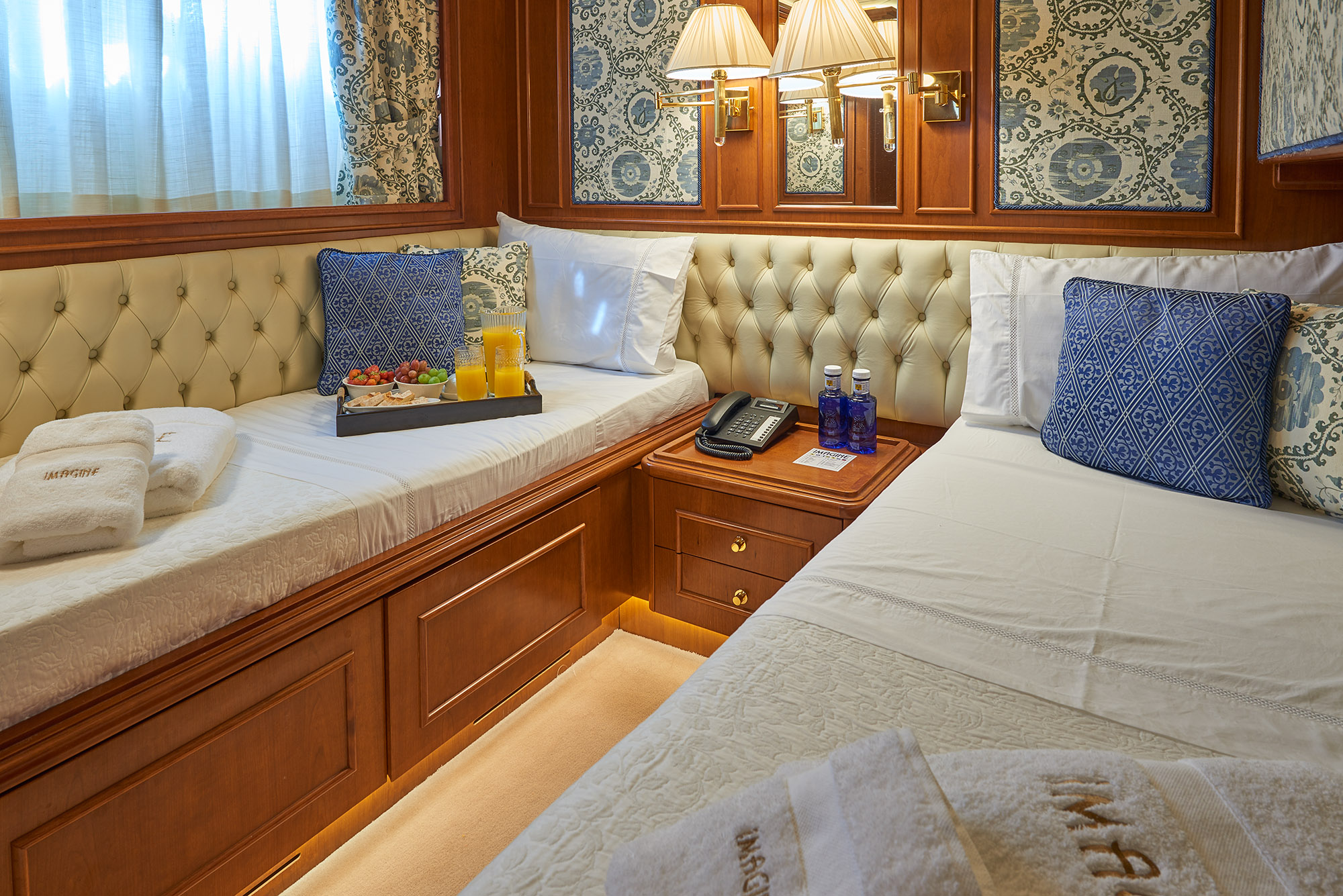 The Starboard Stateroom