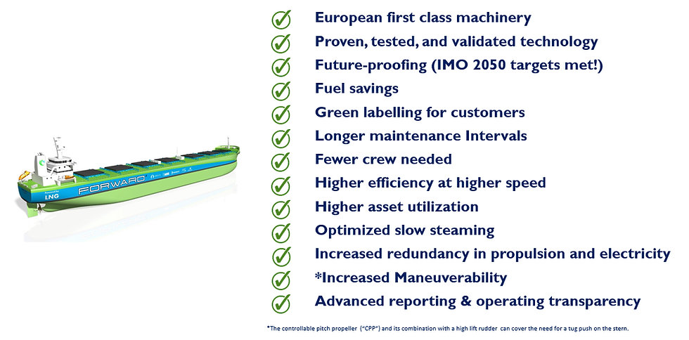 Forward Ships Checklist of Outstanding Performance