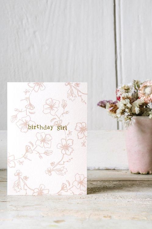 Birthday - Birthday Girl