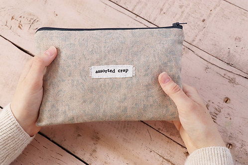 Assorted Crap - Large Pouch