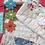 Thumbnail: Vintage Quilt Pieces / Bundle