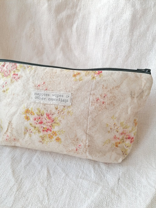Nappies, wipes - Extra Large Pouch