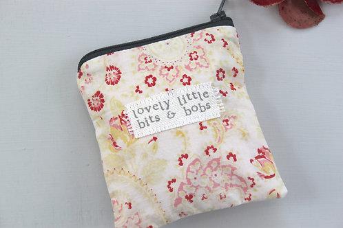 Lovely little bits & bobs - Eiderdown Pouch