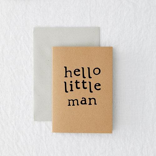 Hello Little Man