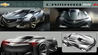 In 2012, CDN General Motors competition, Arkadiy Okhman was a finalist for the next the Chevrolet Ca