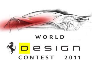 Ferrari World finalist Arkadiy Okhman - the co-founder of LYKE from Detroit's College for Creative S