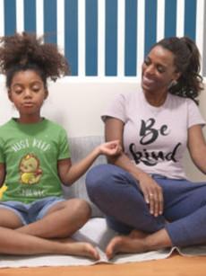 Lisa and daughter Jayla