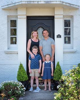 family-doorstep-portrait