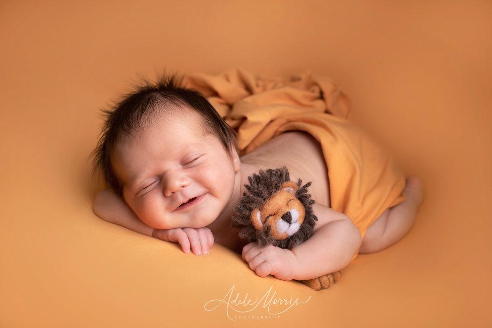 Newborn photo sessions